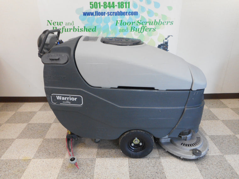 Advance floor scrubber warrior 32 disc