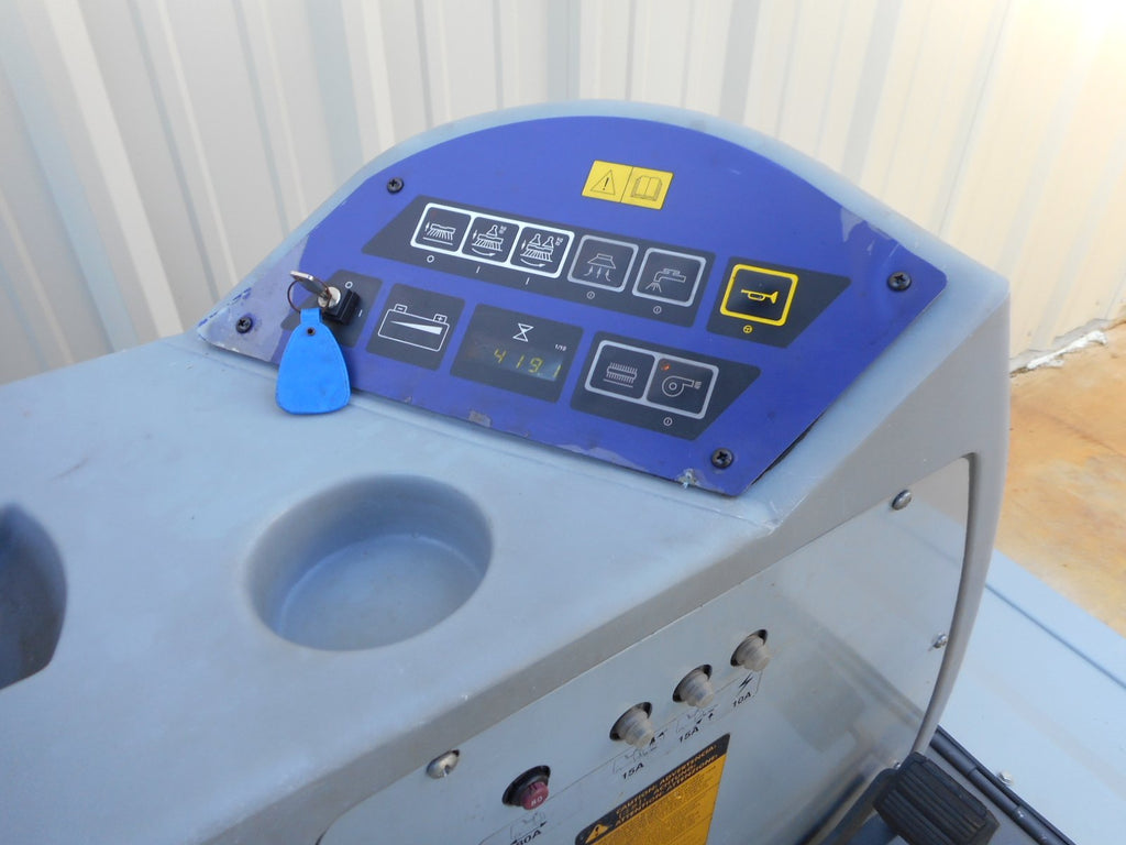 Advance 3800 control panel  Used Sweeper Scrubber