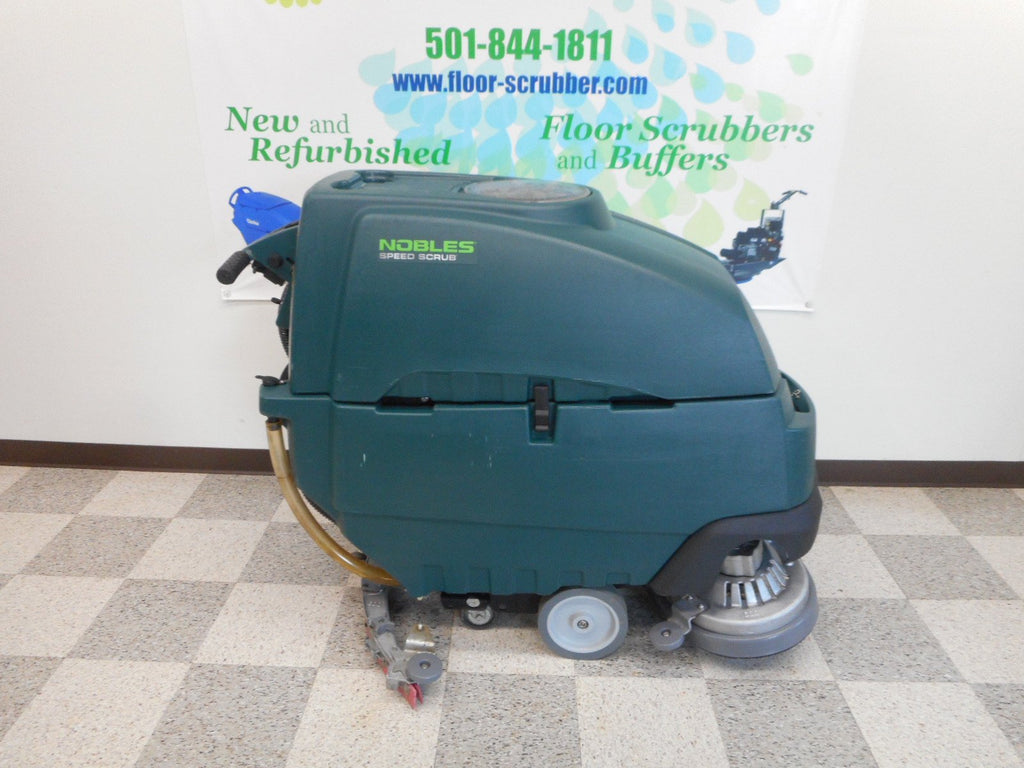 Nobles ss5 floor scrubber 24""