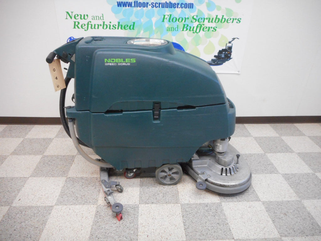 Rental Ready Nobles used ss5 floor scrubber