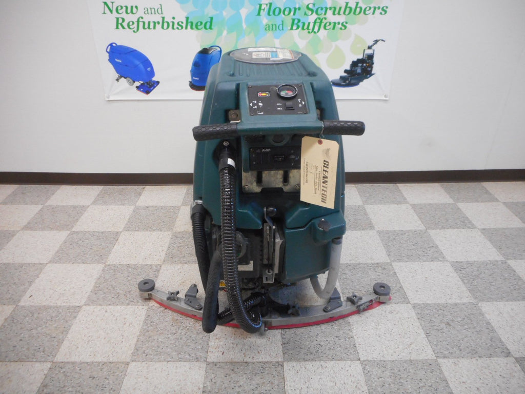 Nobles SS5 automatic floor cleaner scrubber machine