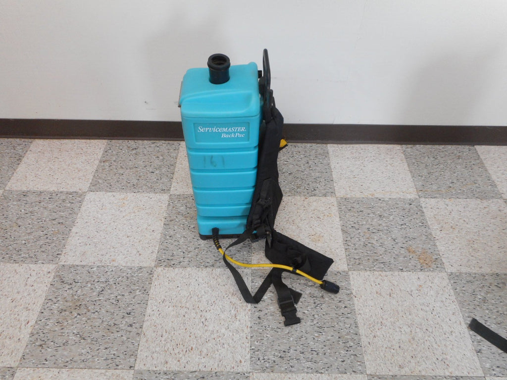 Tennant Servicemaster Backpack Commercial Vacuum Cleaner