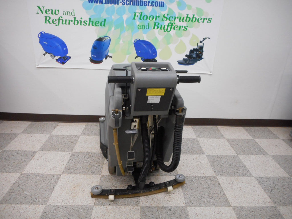 used 2001 Nobles floor scrubber