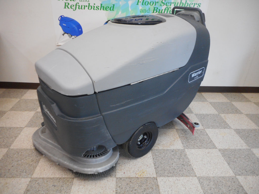Warrior 32D Industrial Floor Scrubber Walk Behind