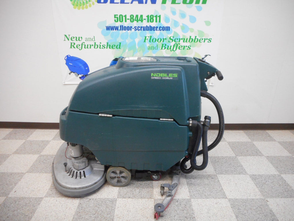 Reconditioned Tennant Floor Scrubber