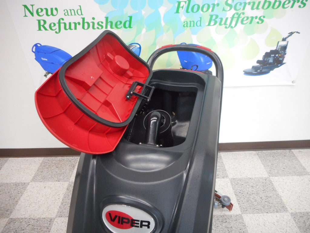Viper AS5160 Floor Scrubber Large Recovery tank lid