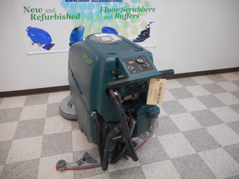 Used Floor Scrubber.  Tennant nobles ss5