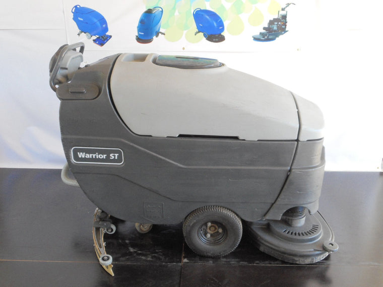 Used Advance Floor Scrubber Warrior ST 32