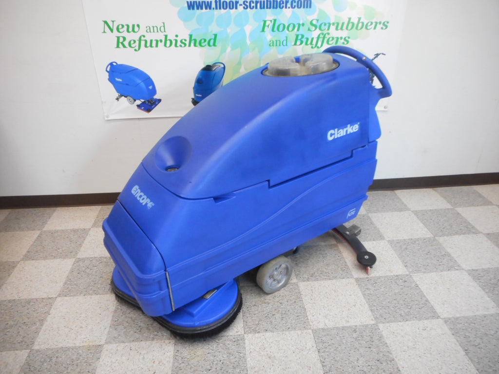 Clarke Encore L2426  Reconditioned Floor Scrubber Self Propelled