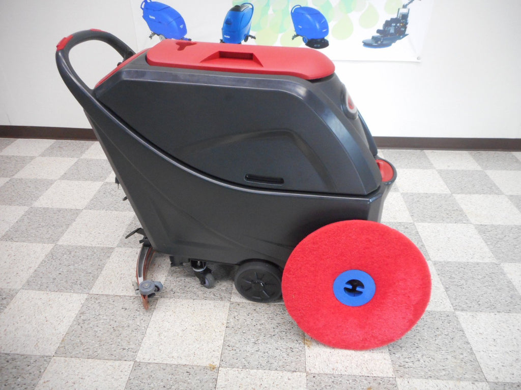 Viper AS5160 Floor Scrubber with pad driver