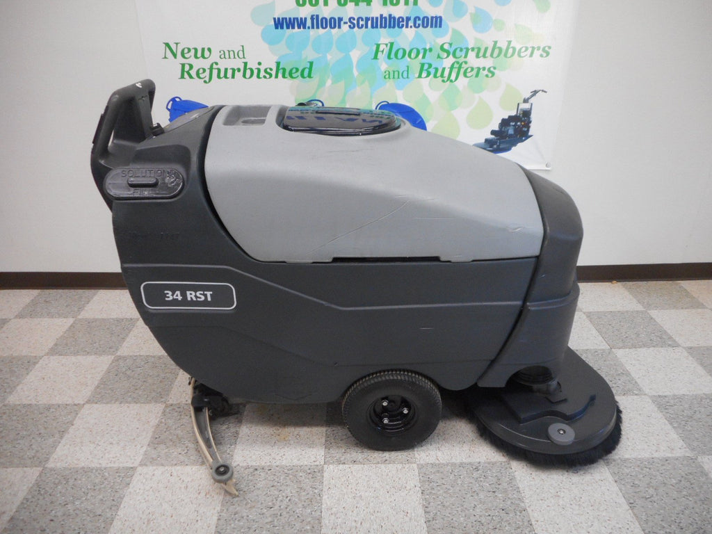 Refurbished Advance Floor Scrubber