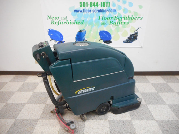 Used Nobles 2601 Floor Scrubber