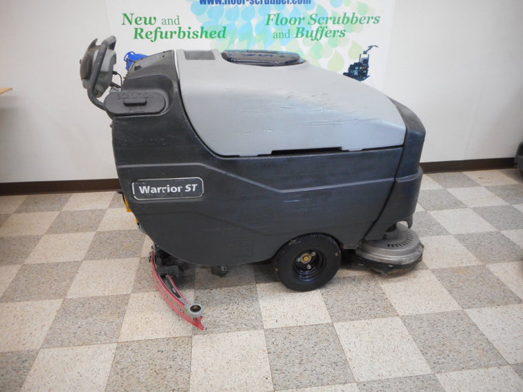 Used Advance Warrior 28 ST Floor Scrubber
