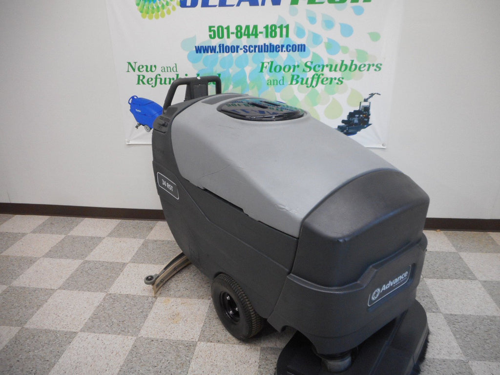 Used Floor Scrubber Advance 34 RST