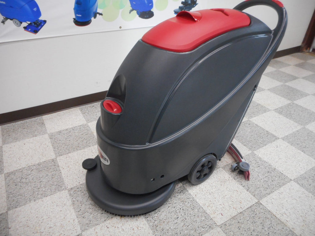 "Viper AS510B 20"" Battery Floor Scrubber Cleaner Machine"