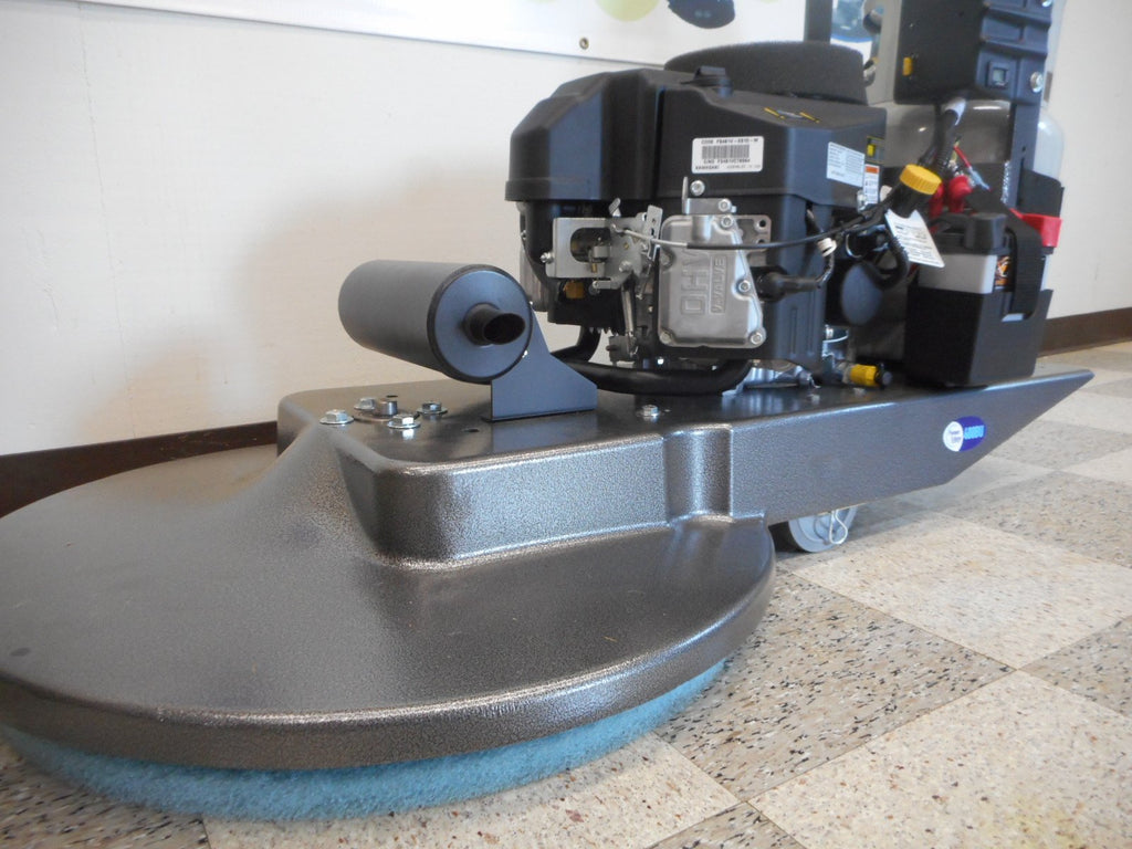 "Pioneer PE400BU 28"" Propane Floor Buffer Burnisher"