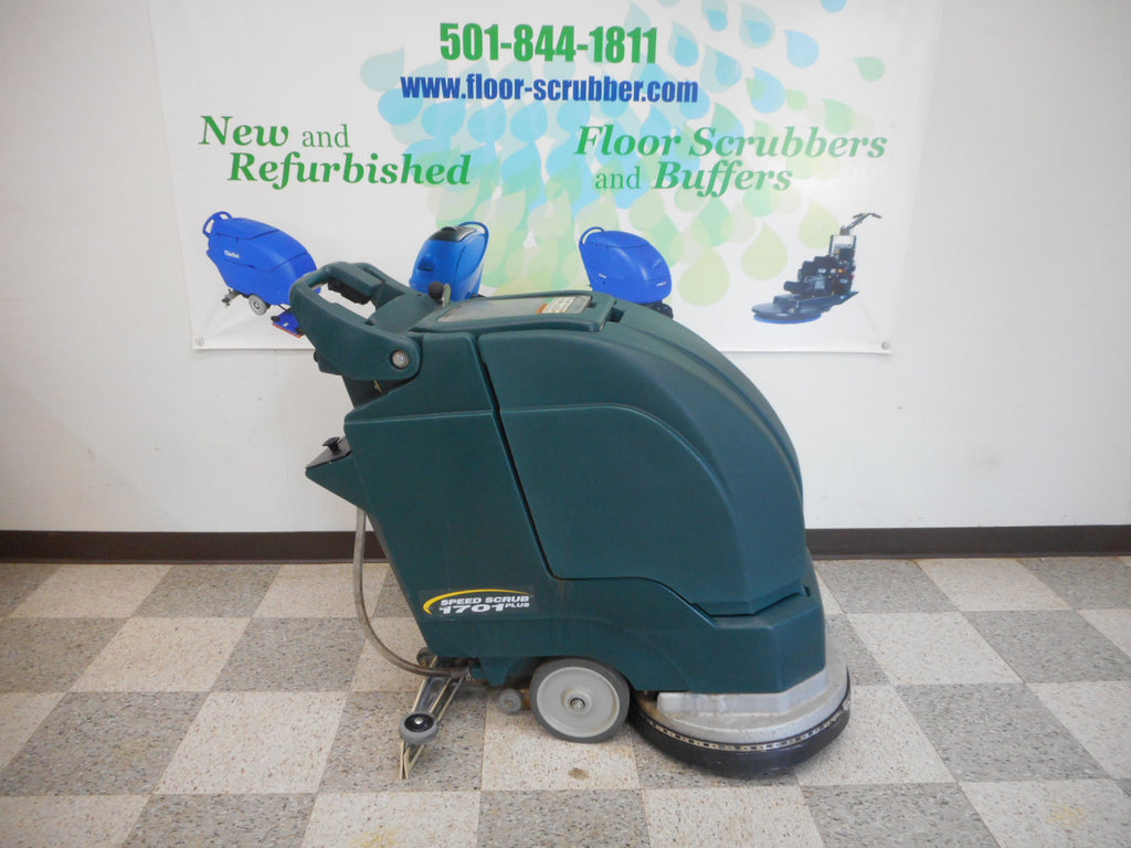 compact floor scrubber nobles 1701 plus