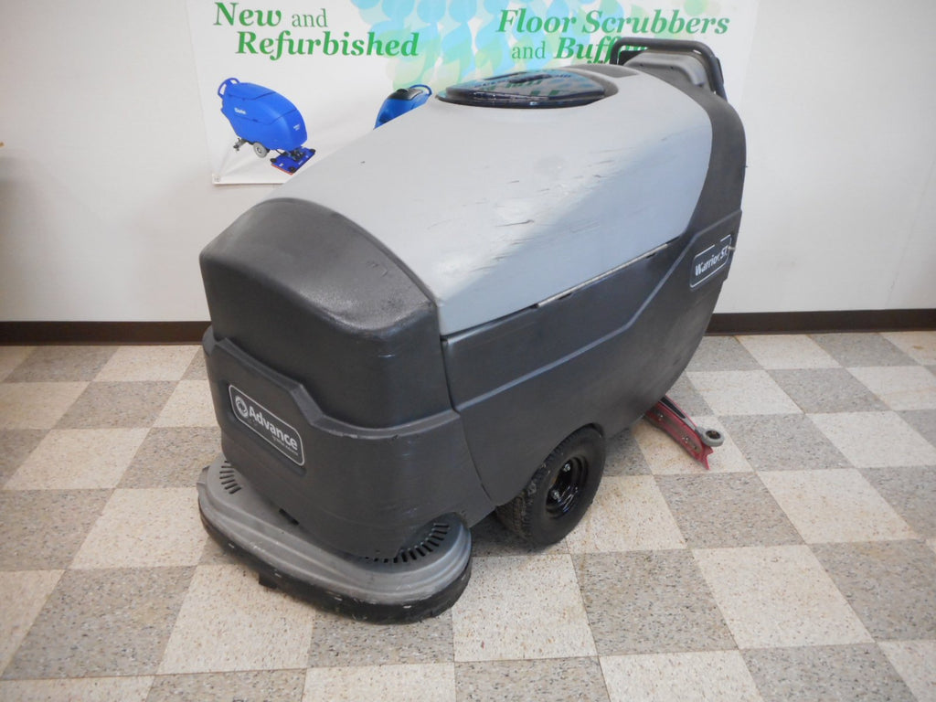 Reconditioned Warrior ST Floor Scrubber 28""