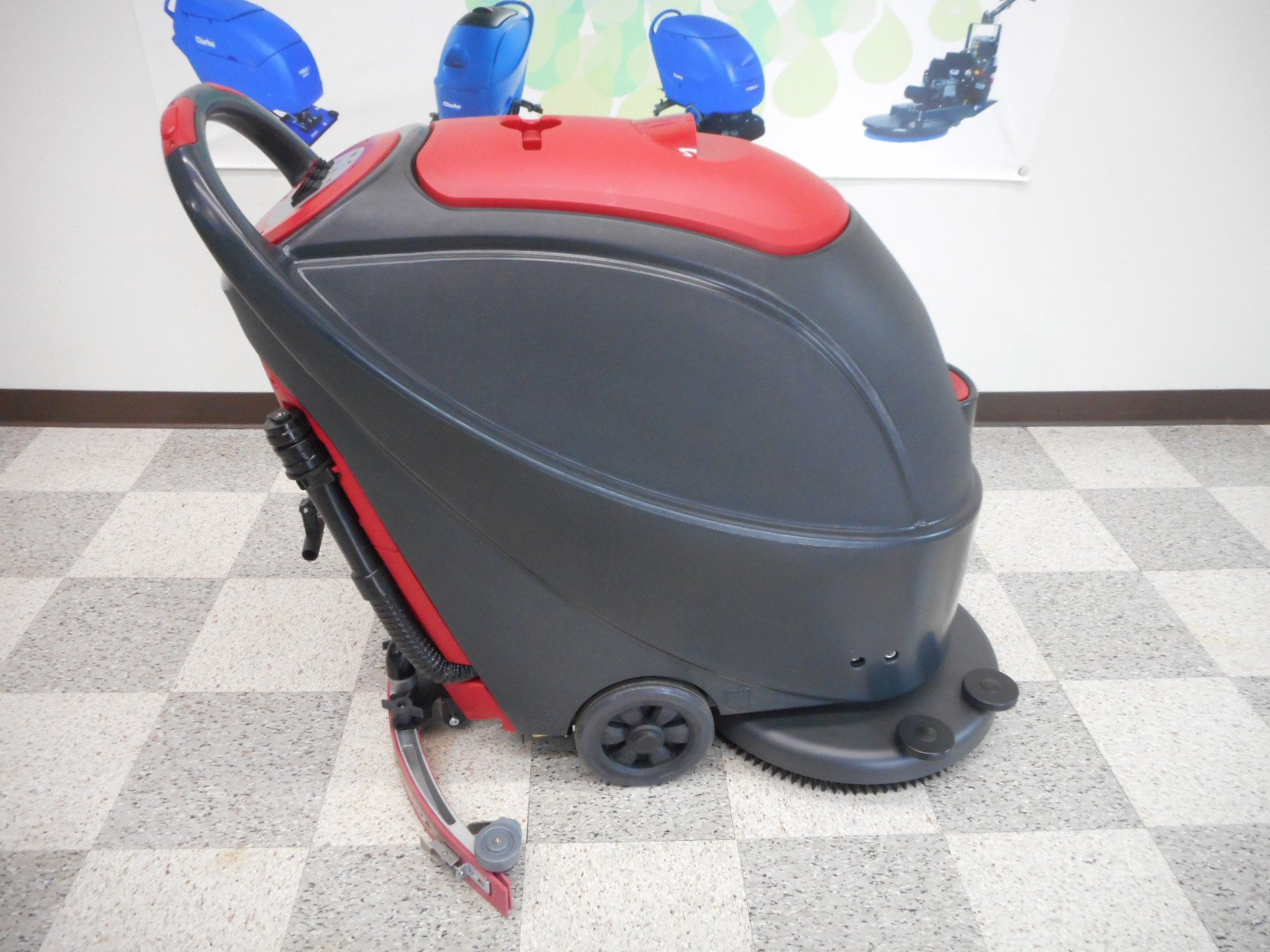 Viper Battery Powered 20 Quot Commercial Floor Scrubber
