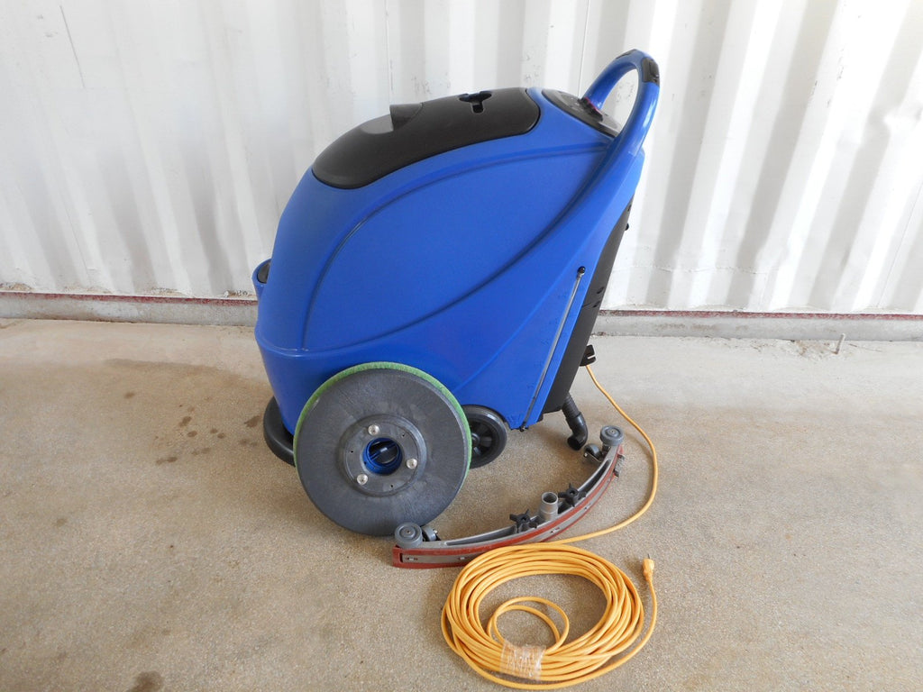 Clarke corded Floor Scrubber 110V with cord and brush