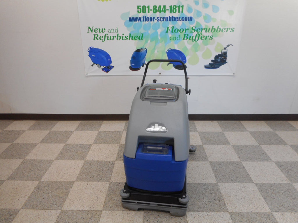Windsor Saber Compact 17 used floor scrubber