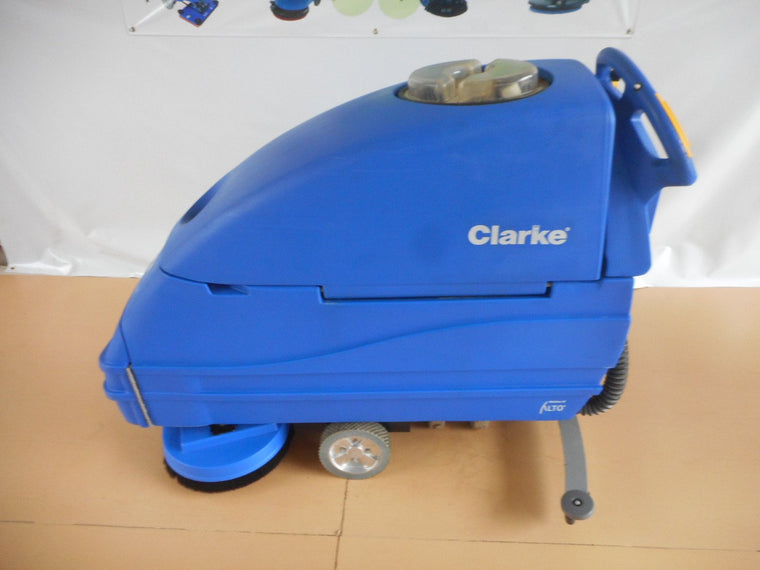 Reconditioned Clarke L2426 Floor Scrubber