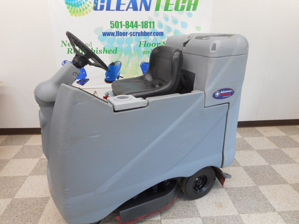 Used Floor Scrubber Rider Advance