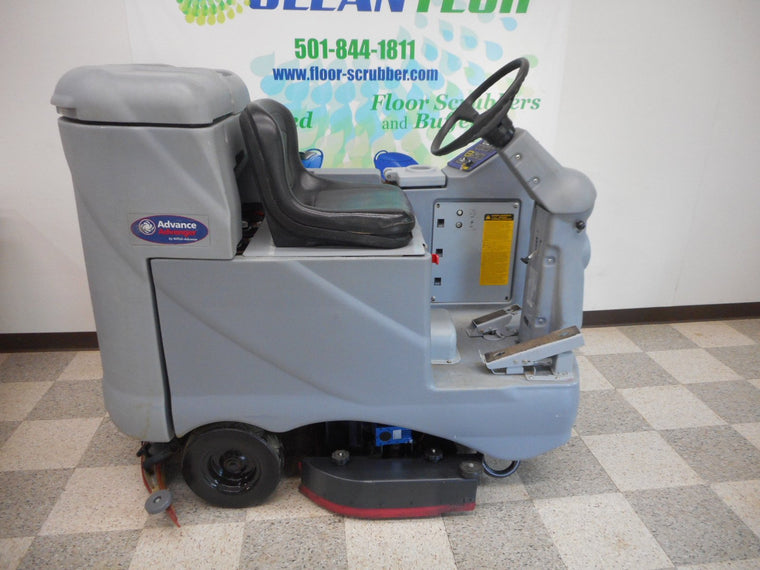Advance Advenger 2810D Rider Floor Scrubber