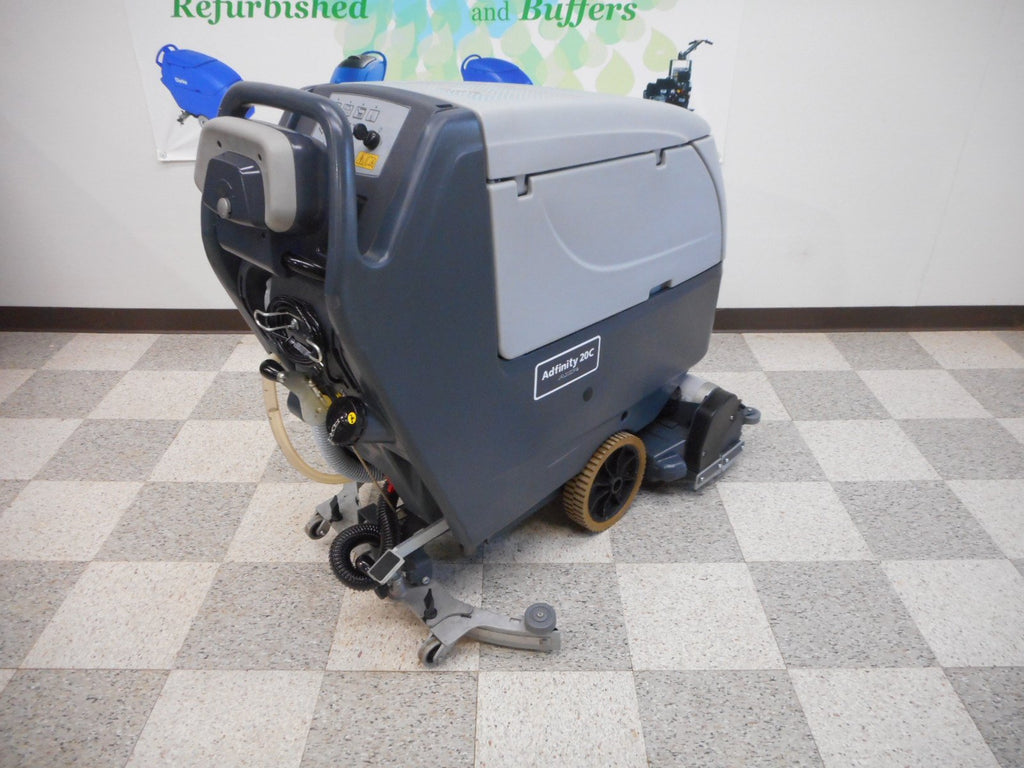 Advance Adfinity 20C AXP Cylindrical Floor Scrubber Sweeper Self Propelled