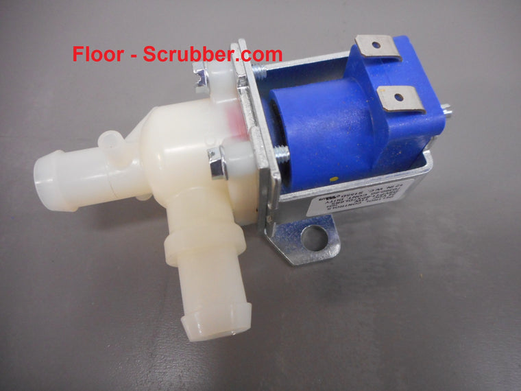 Solution valve for nobles ss5 water switch