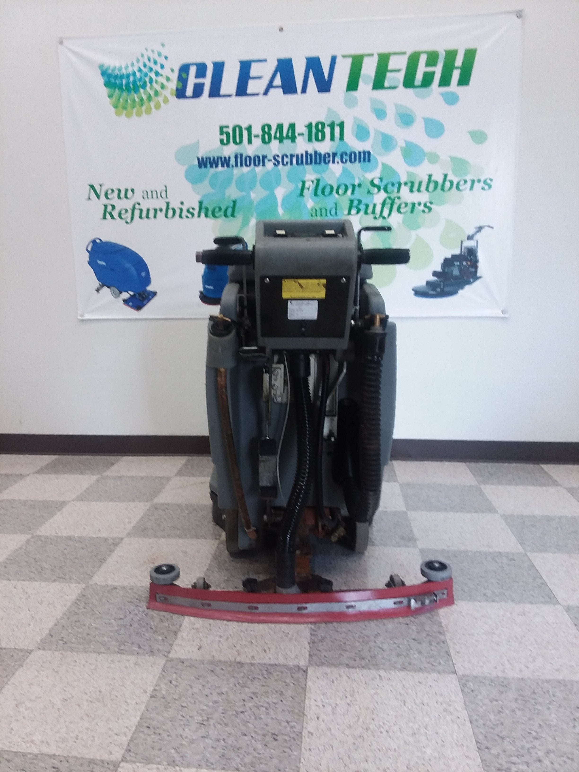 Battery Charger For A Noble Tennat Sppedscrub 2001 Floor Scrubber