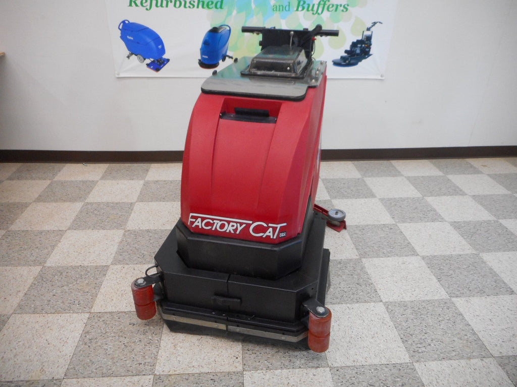 Minimag 26D Reconditioned used floor scrubber