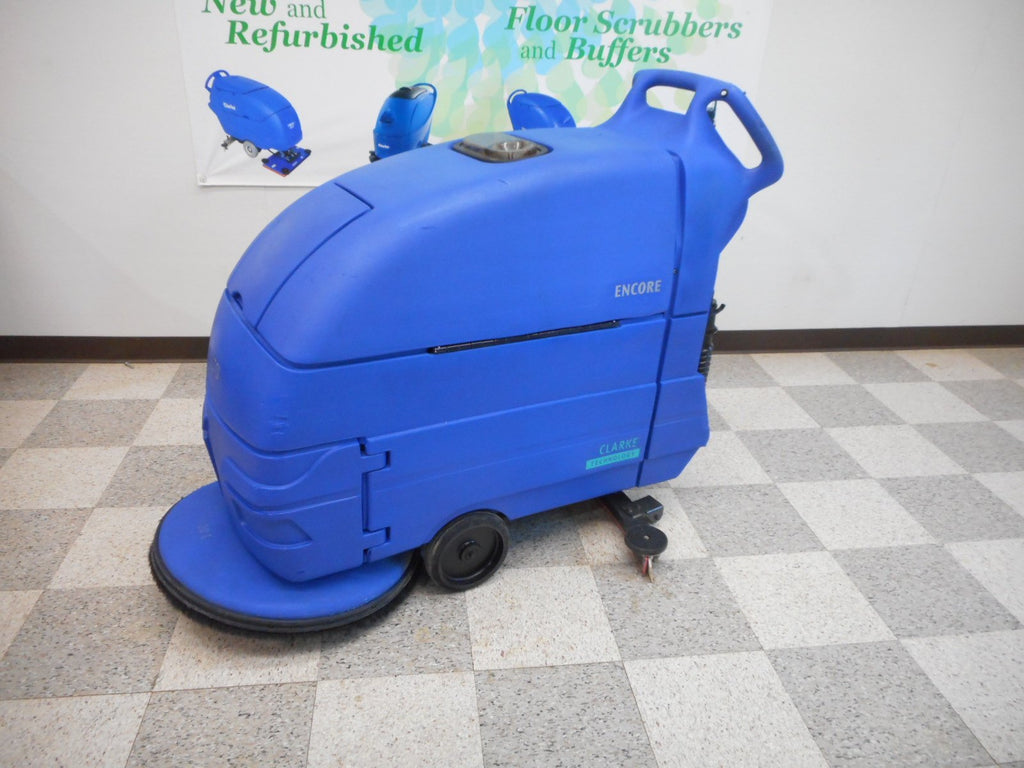 Clarke Encore L20 Used Floor scrubber