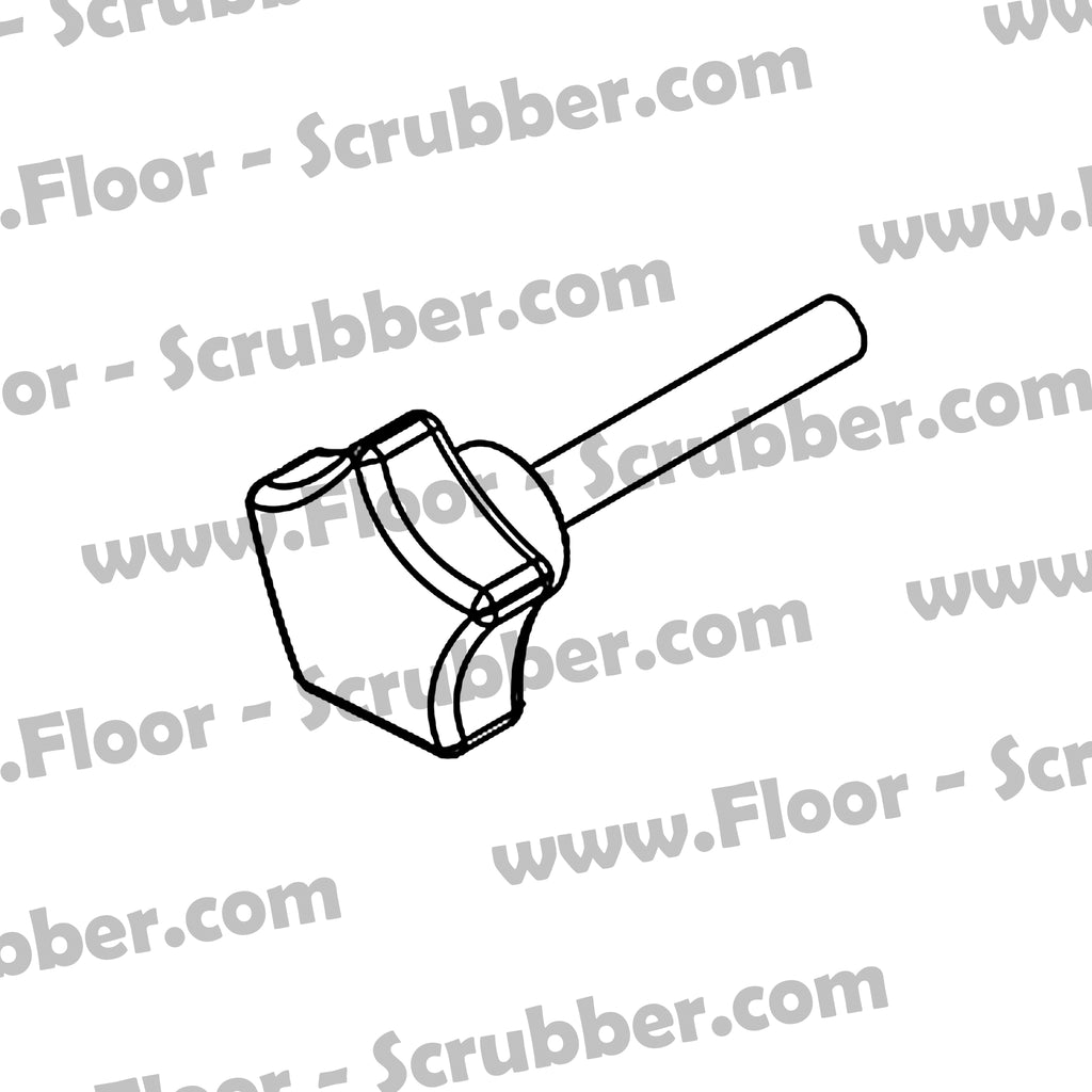54699A SQueegee adjuster knob for focu ii