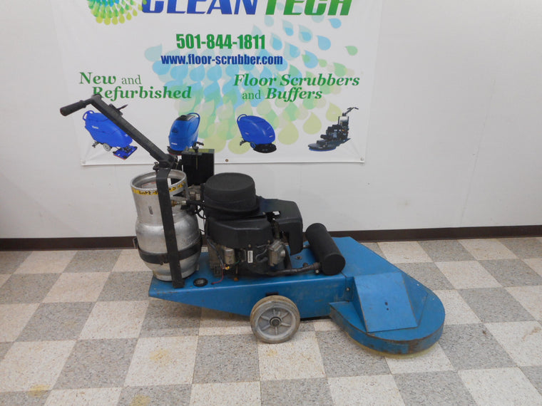 "Eagle 39"" Propane Buffer with 22HP Robins Subaru Engine"