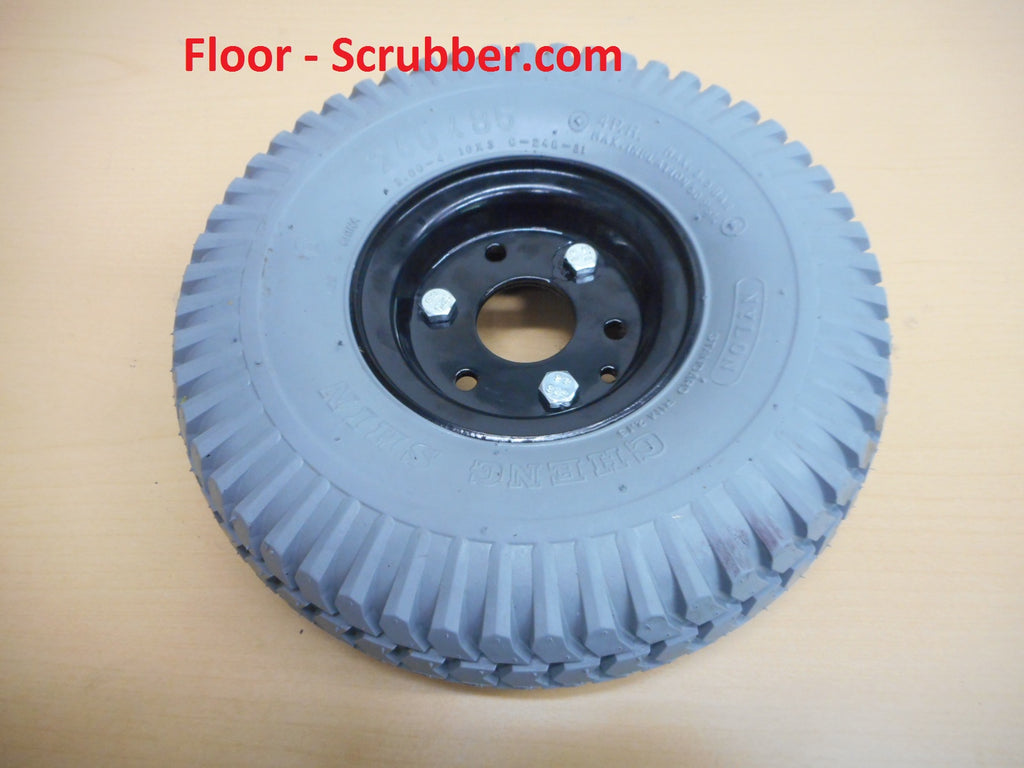 60580A WHEEL 10IN FOAM FILLED