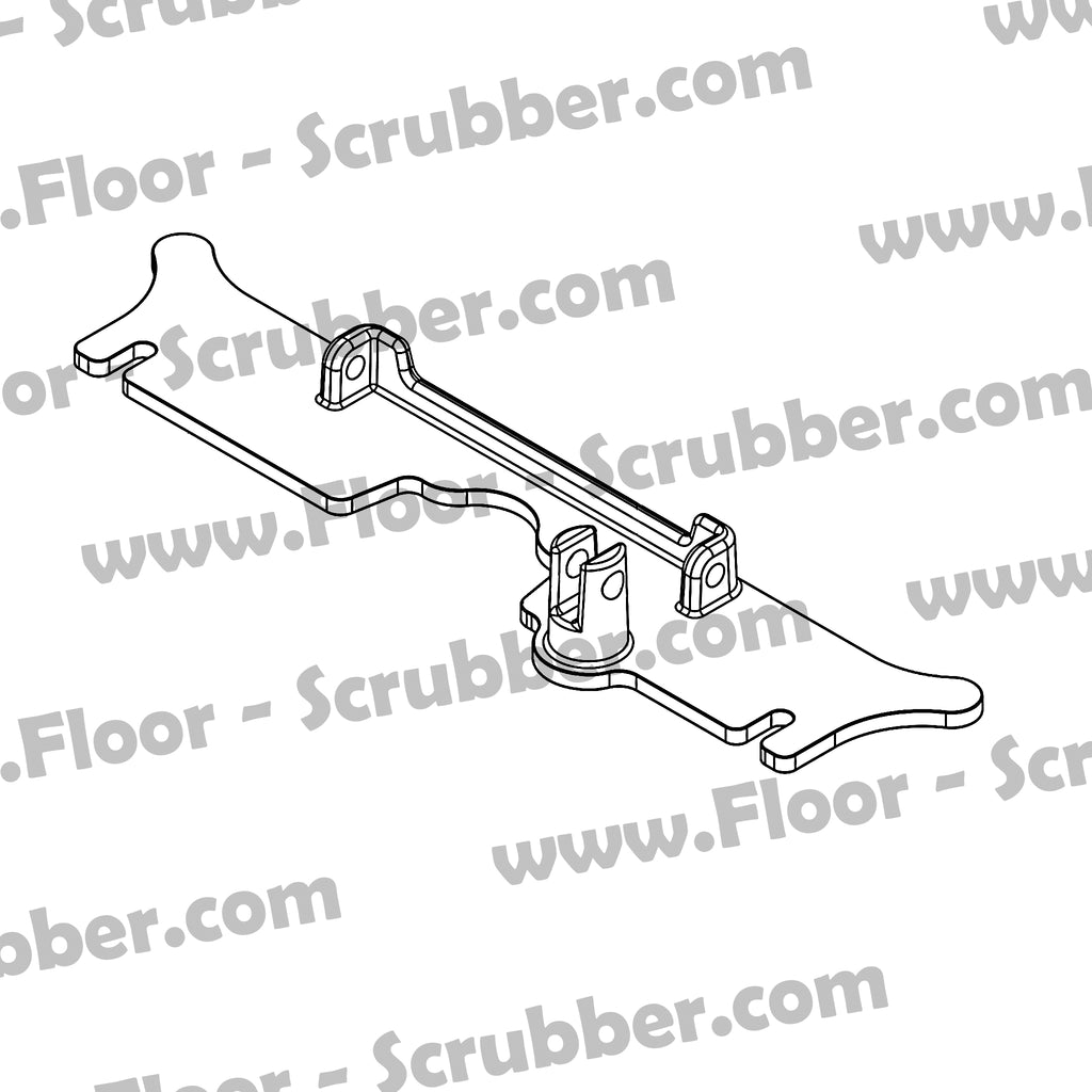 9096045000, 56384513  SQUEEGEE BRACKET KIT