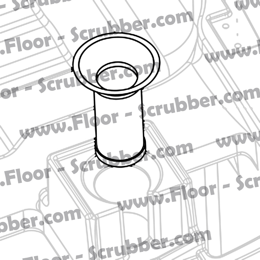 9097192000 clarke solution tank filter focus ii