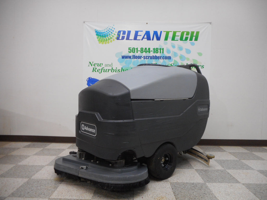 34RST advance floor scrubber