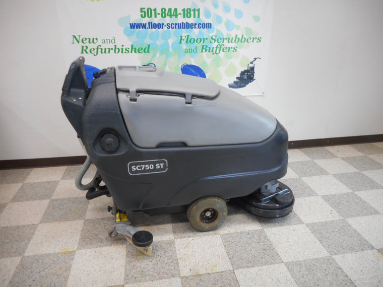 Used SC750 Advance Floor Scrubber