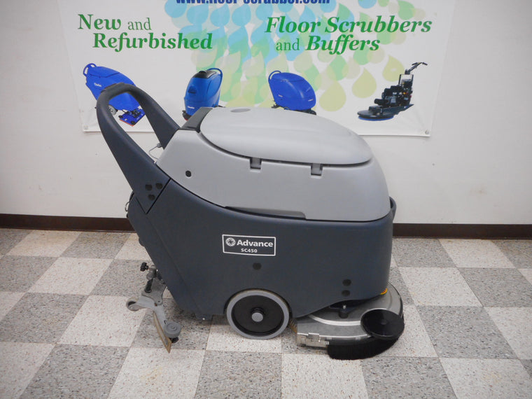 Advance SC450 Floor Scrubber