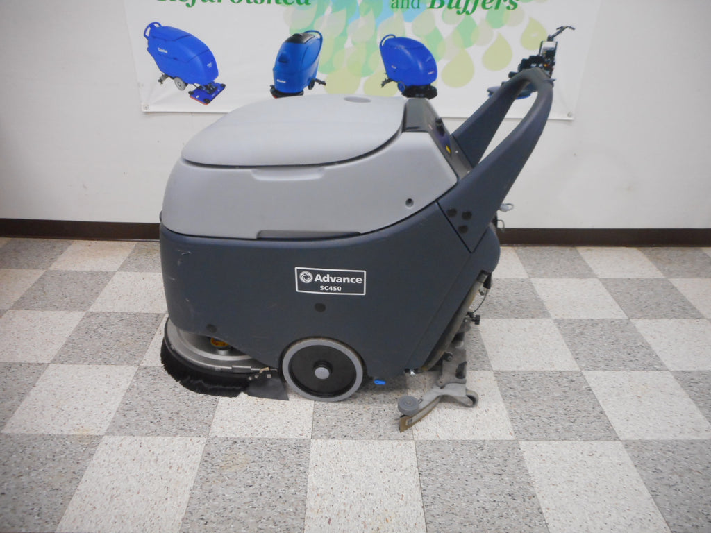 "Advance SC450 Floor Scrubber disc 20"" refurbished"