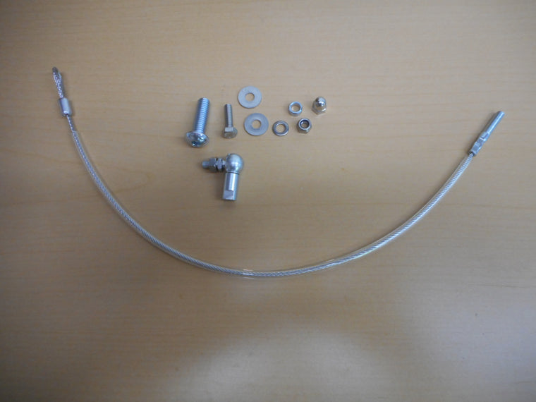 9098675000  lift cable kit clarke   9098675000