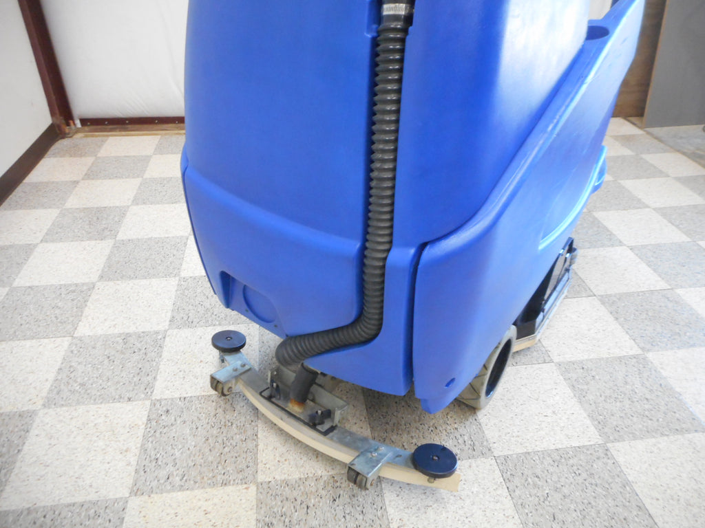 Clarke Focus Rider Floor Scrubber Reconditioned Used
