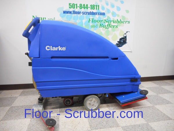 Refurbished Clarke Boost 28 Floor Scrubber