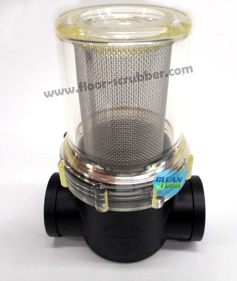 Clarke Inline Strainer Assembly 56456241