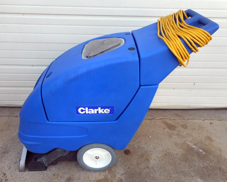 Clarke Carpet Extractor