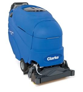 Clean Track L24 Walk Behind Carpet Extractor