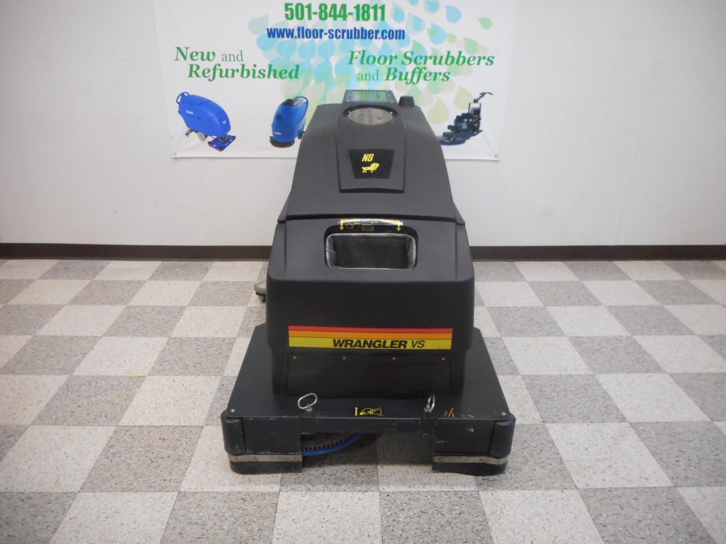 Used Floor Scrubber NSS