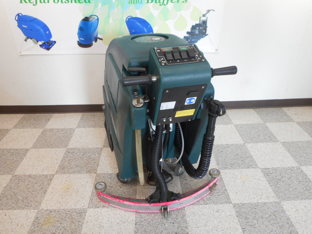 "Reconditioned Nolbes 20"" Traction Drive Floor Scrubber"